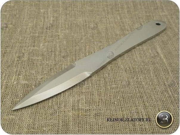 как сделать метательные ножи своими руками