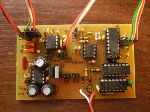 Самодельный металлоискатель схема этого металлодетектора отработана и легко.